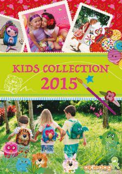8753 欧美幼儿书包设计资料专刊电子书
