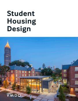 大学学生公寓建筑装修设计画册