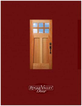 6637 实木门业木构装修设计电子画册