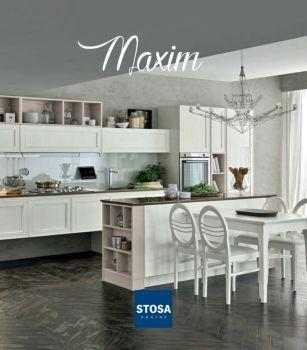 11726 欧式整体橱柜厨房家具画册