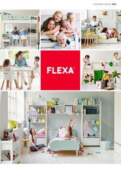9729 FLEXA 儿童家具儿童房设计电子画册