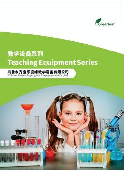 乌鲁木齐宝乐凌峰教学设备有限公司电子画册