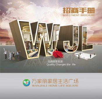 湖南万家丽集团家居生活广场招商手册