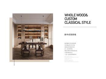新中式背景墙2电子宣传册