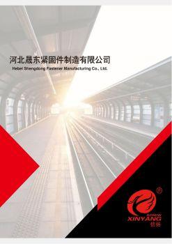 河北晟东紧固件制造有限公司电子画册
