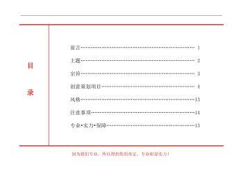 衡邵高速电视宣传片及画册宣传策划方案1