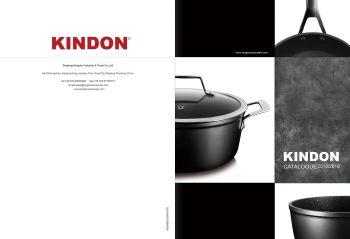 KINDON Cookware,电子画册期刊阅读发布