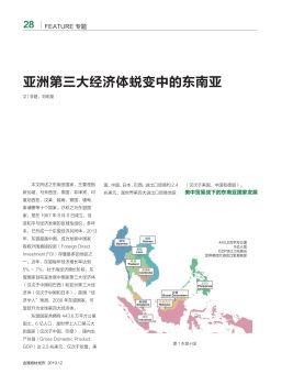 亚洲第三大经济体蜕变中的东南亚——金属板材成形杂志2019年第十二期