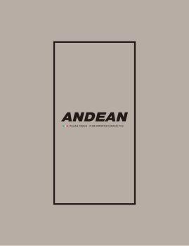 ANDEAN  Brochure 2019 电子杂志制作软件