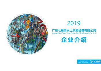 2019年广州七星雪水上乐园设备有限公司介绍电子画册