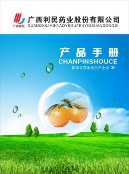 2020广西利民宣传册