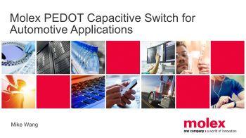 9-Molex PEDOT Capacitive Switch  -印刷版