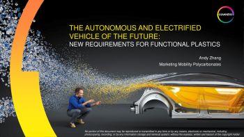 科思创:张豪 Covestro Automotive senior marketing manager电子画册