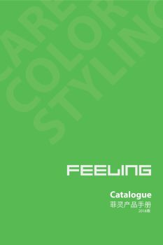 FEELING产品手册2018版