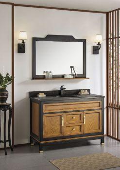 高途卫浴 欧式美式浴室柜电子画册