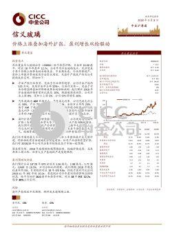 信义玻璃:价格上涨叠加海外扩张,盈利增长双轮驱动+,在线电子杂志,期刊,报刊