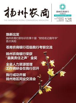 扬州农商11月期刊 电子书制作软件