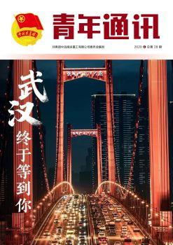 中遠海運重工《青年通訊》第二十八期 (2020年4月刊)
