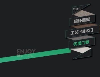 2021全新碳纤面板 工艺铝木门  震撼上市电子画册