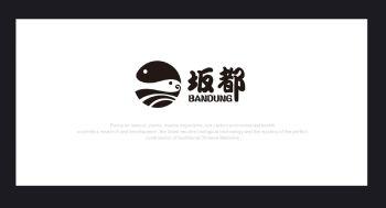 阪都日本寿司logo设计提案电子画册