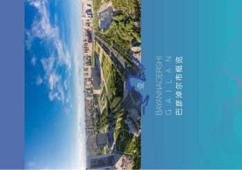 巴彦淖尔经济技术开发区电子书