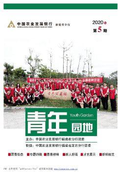 福建省分行《青年园地》 电子书制作软件