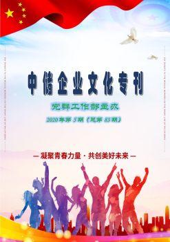 《中储企业文化专刊》2020年第5期电子画册