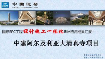 阿尔及利亚大清真寺项目 BIM应用汇报电子宣传册