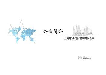 001上海东峡钢化玻璃有限公司(2021版) [兼容模式]电子画册