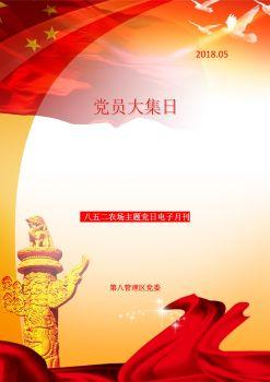 党员大集日电子月刊(八区5月)