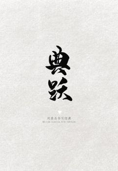 典跃金磨石画册