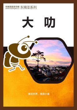大叻旅游攻略指南 东南亚自助游攻略电子画册