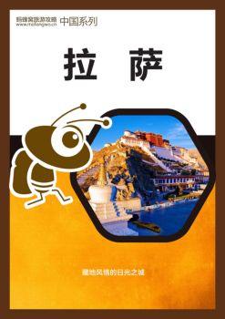 拉萨旅游攻略指南,拉萨自助游攻略电子画册
