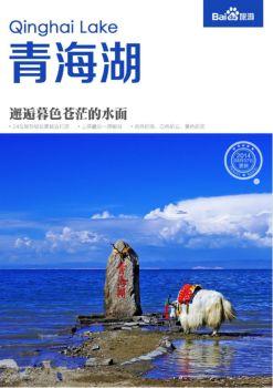 青海湖旅游攻略指南,青海湖自助游攻略电子杂志