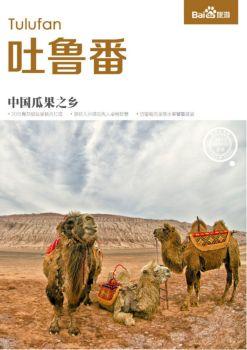 吐鲁番自由行攻略指南,吐鲁番自助游攻略宣传画册
