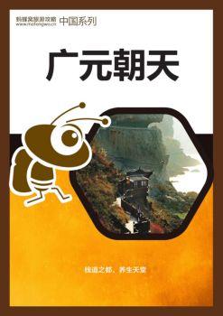 广元朝天自由行攻略,广元朝天自由行攻略指南电子杂志