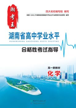 湘考王 · 高一新教材化学电子书