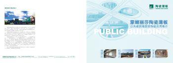 公共建筑墙面装饰板应用介绍电子杂志