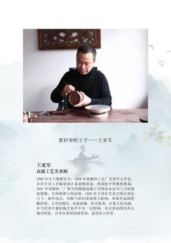 紫砂 青蛙王子  王亚军,在线电子画册,期刊阅读发布