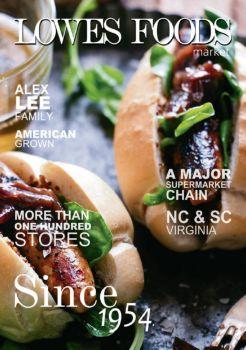 lowes food&美國食品公司宣傳冊