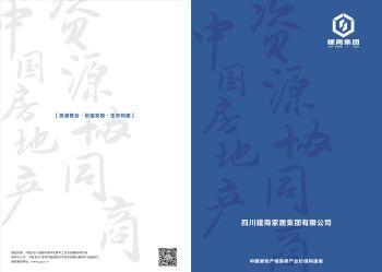 建商集团企业画册