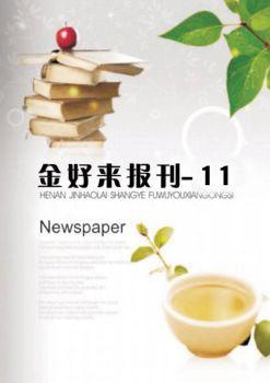 【金好来】报刊—11发行宣传画册