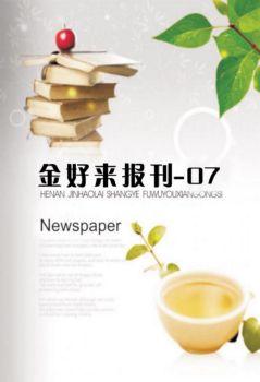 【金好来】报刊—07发行宣传画册