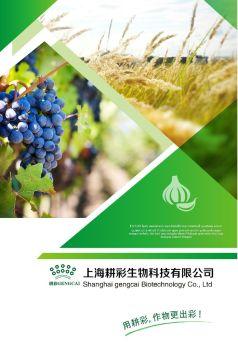 上海耕彩生物科技有限公司 電子書制作軟件