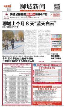 山东商报·聊城新闻电子画册