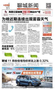 山东商报·聊城新闻电子刊物
