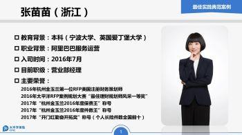 张苗苗(浙江)—四大分类讲理念 一键直通组合单电子宣传册