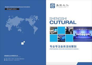 盛视文化新版画册 电子杂志制作平台