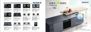 杭州奥克斯厨具有限公司产品单页2电子画册