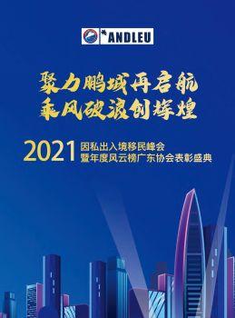 2021深圳会刊宣传画册